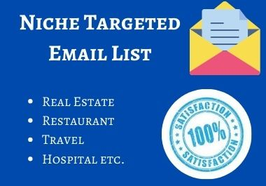 Get 5k Active Email list for Branding Your Business Effectively