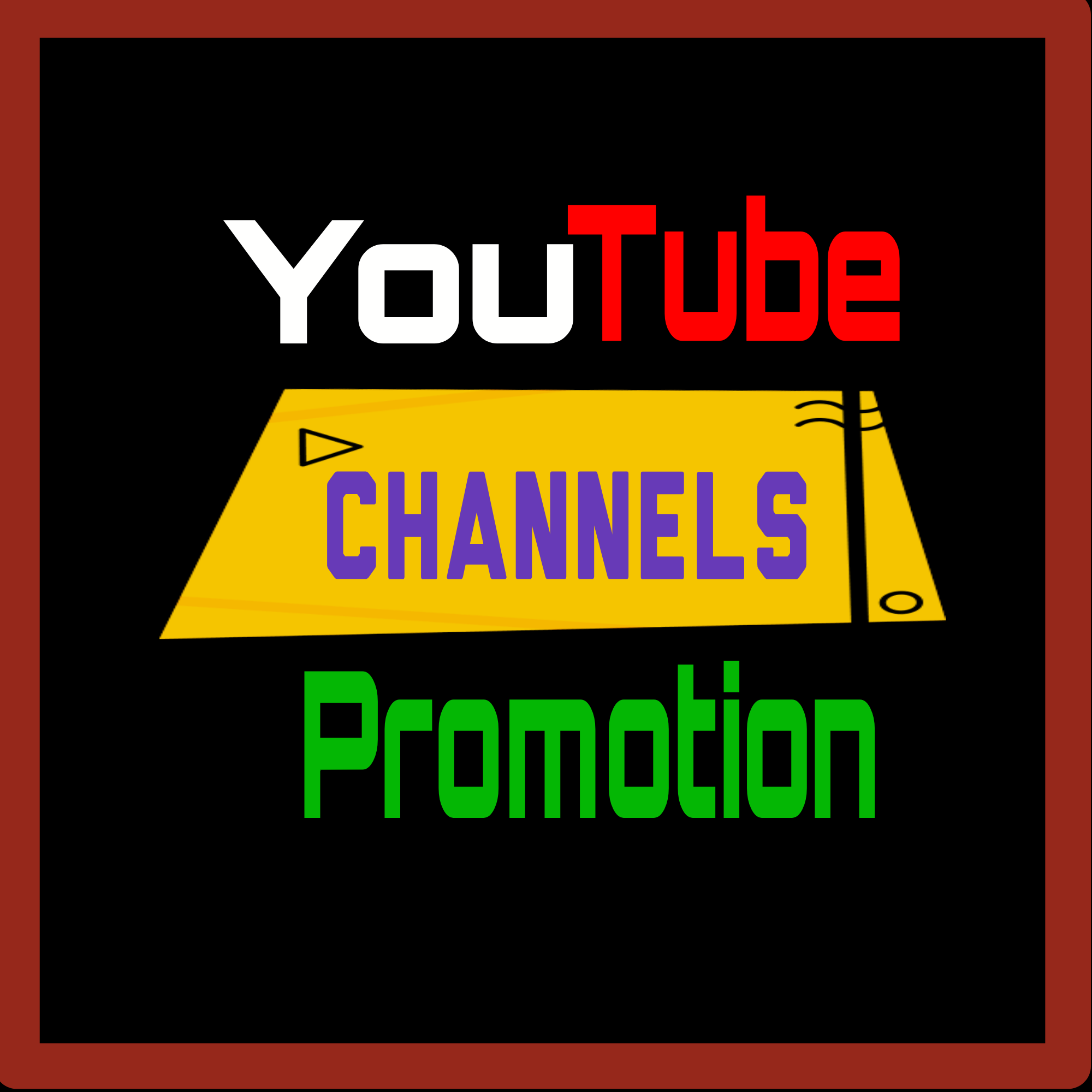 Channels Promotion in organic way