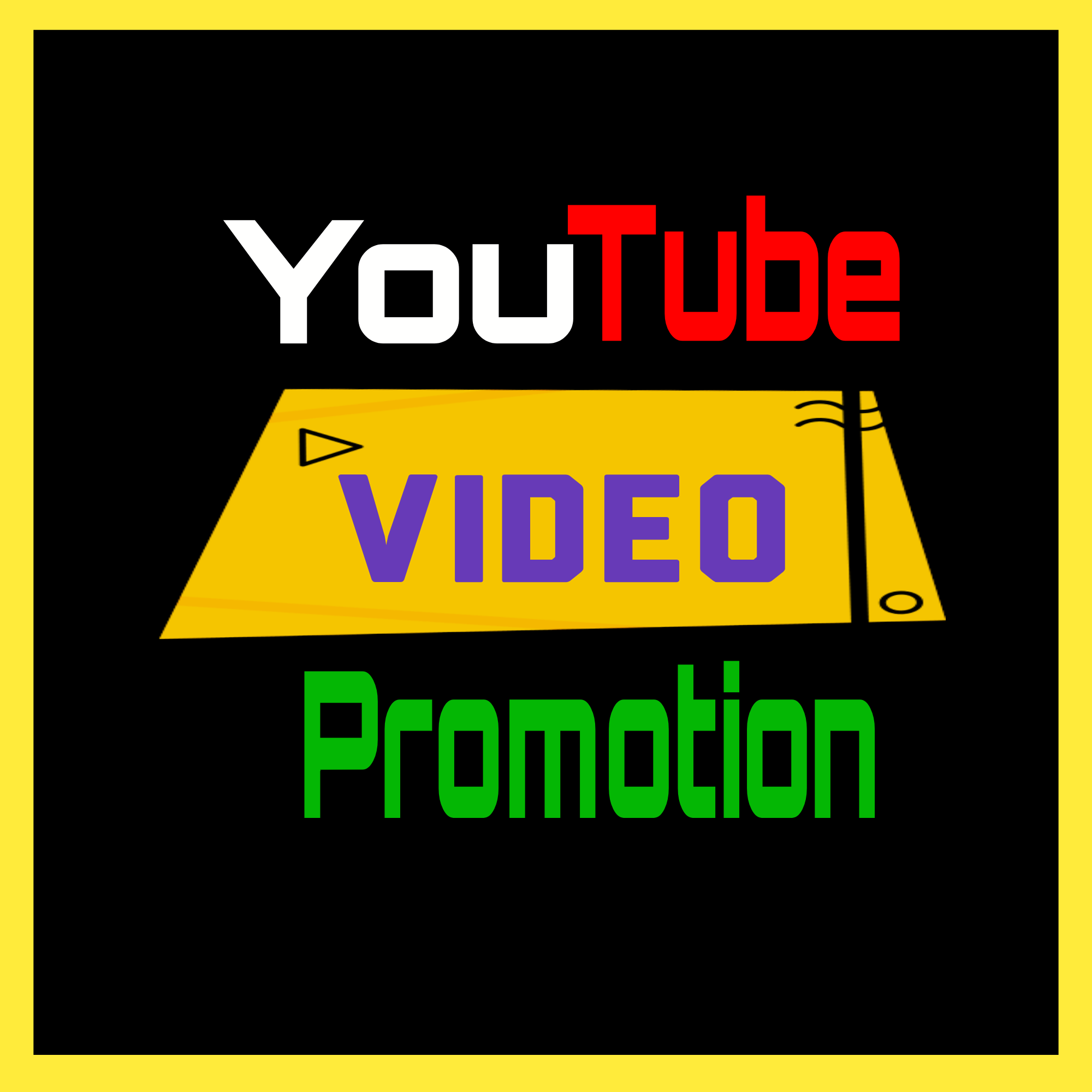 YouTube Video Promotion Real and Safe