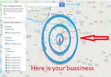 I will do 500 google maps citations for local business SEO
