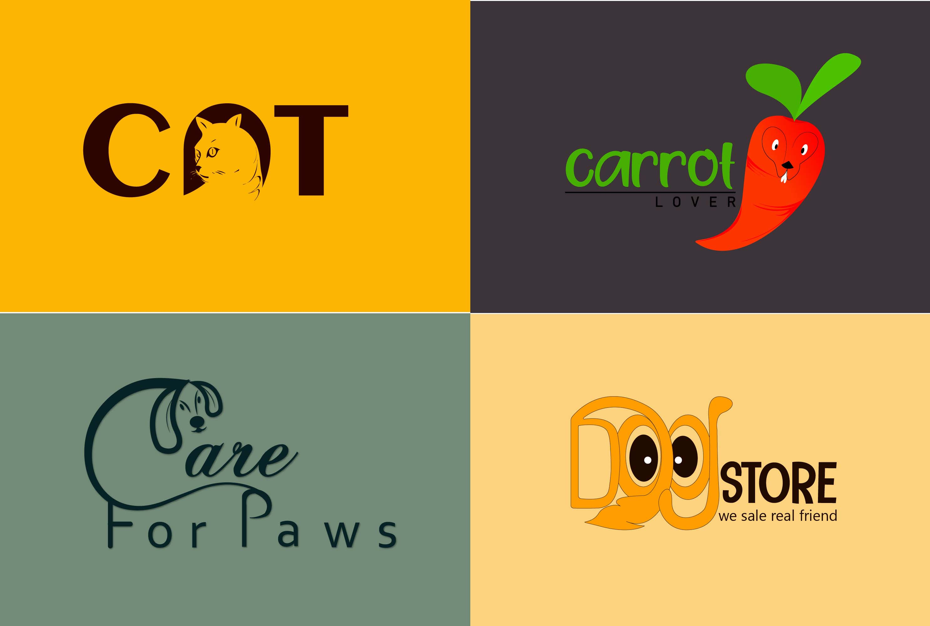 I will do modern,  creative and minimalist business logo