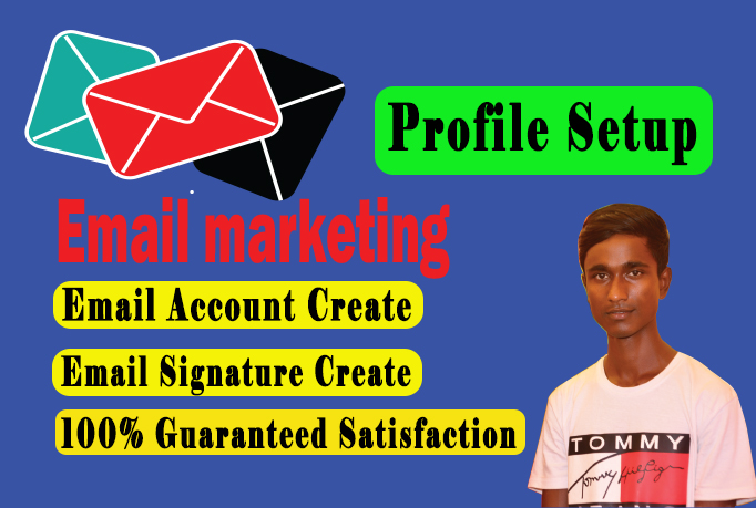 I can do create best HTML email signatures for you.