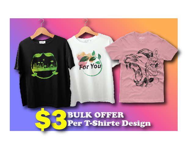 I will create an best awesome typography t shirt design