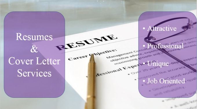 I will create or edit your business resume and cover letter at very lowest price.