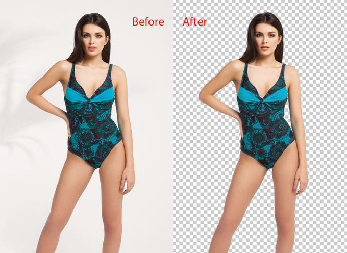 I will Photoshop remove background remove image in just $1 sale sale sale....