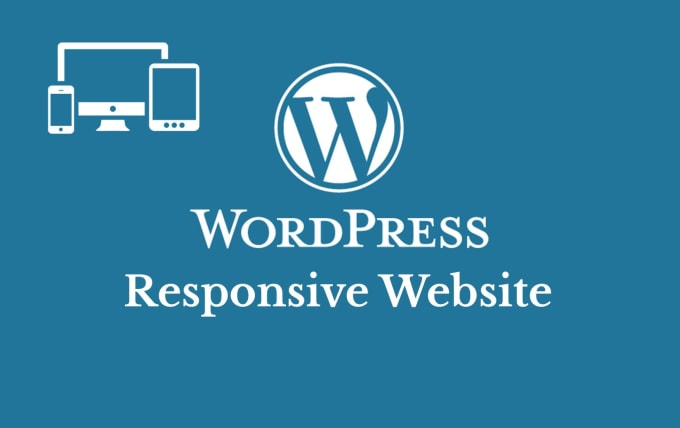 I will design a professional wordpress website for you at your price.