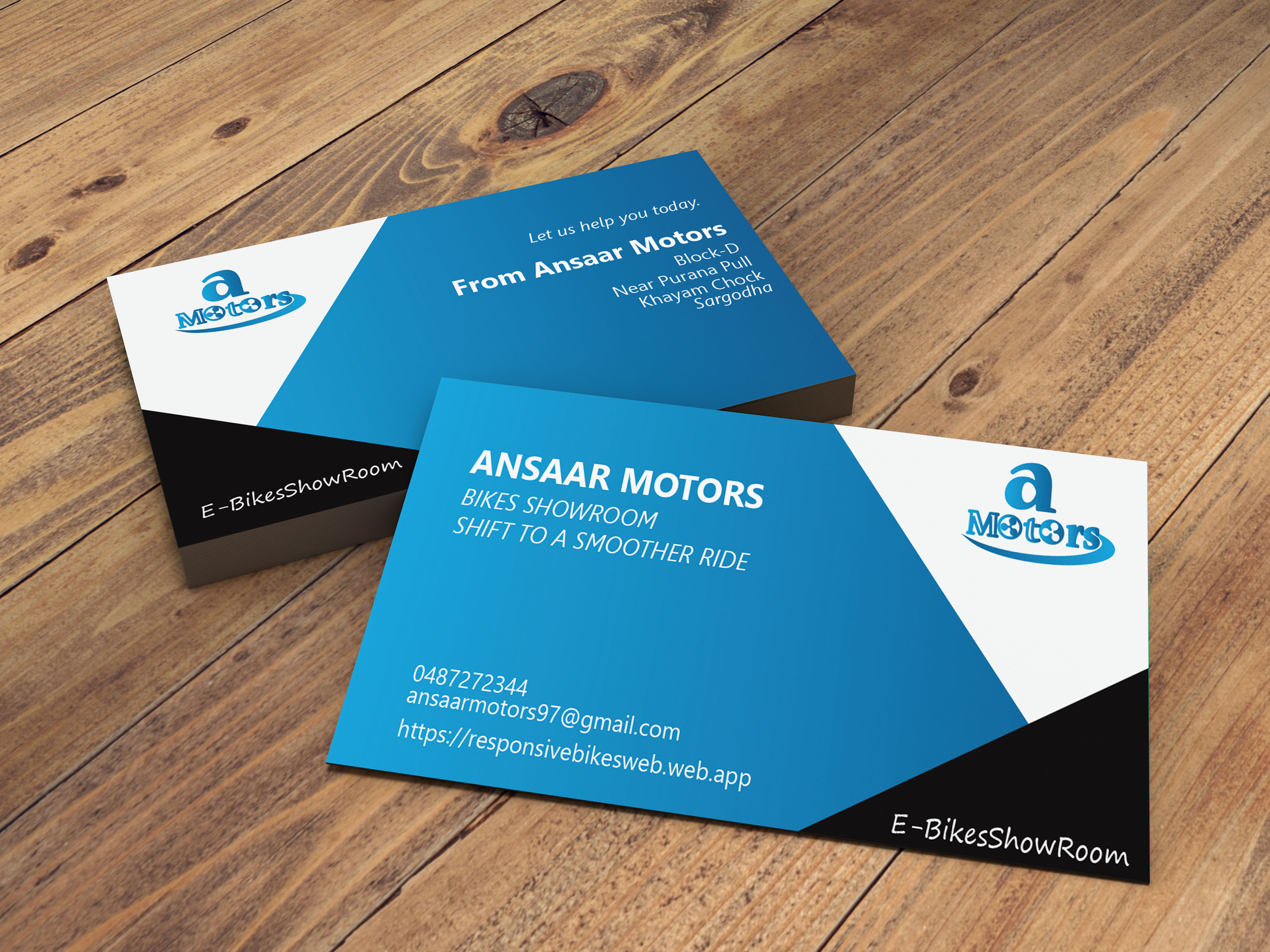I will designed Visiting Card for your company