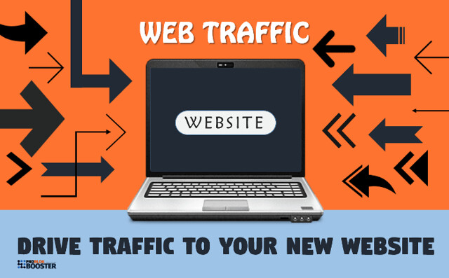 Unlimited and genuine website TRAFFIC for 1 month