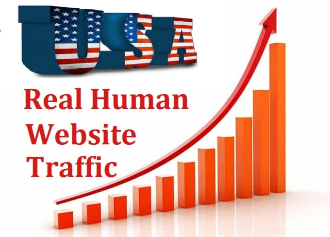 American web visitors for niche targeted web traffic