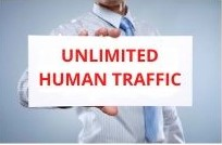 I will drive real web traffic worldwide for 30 days