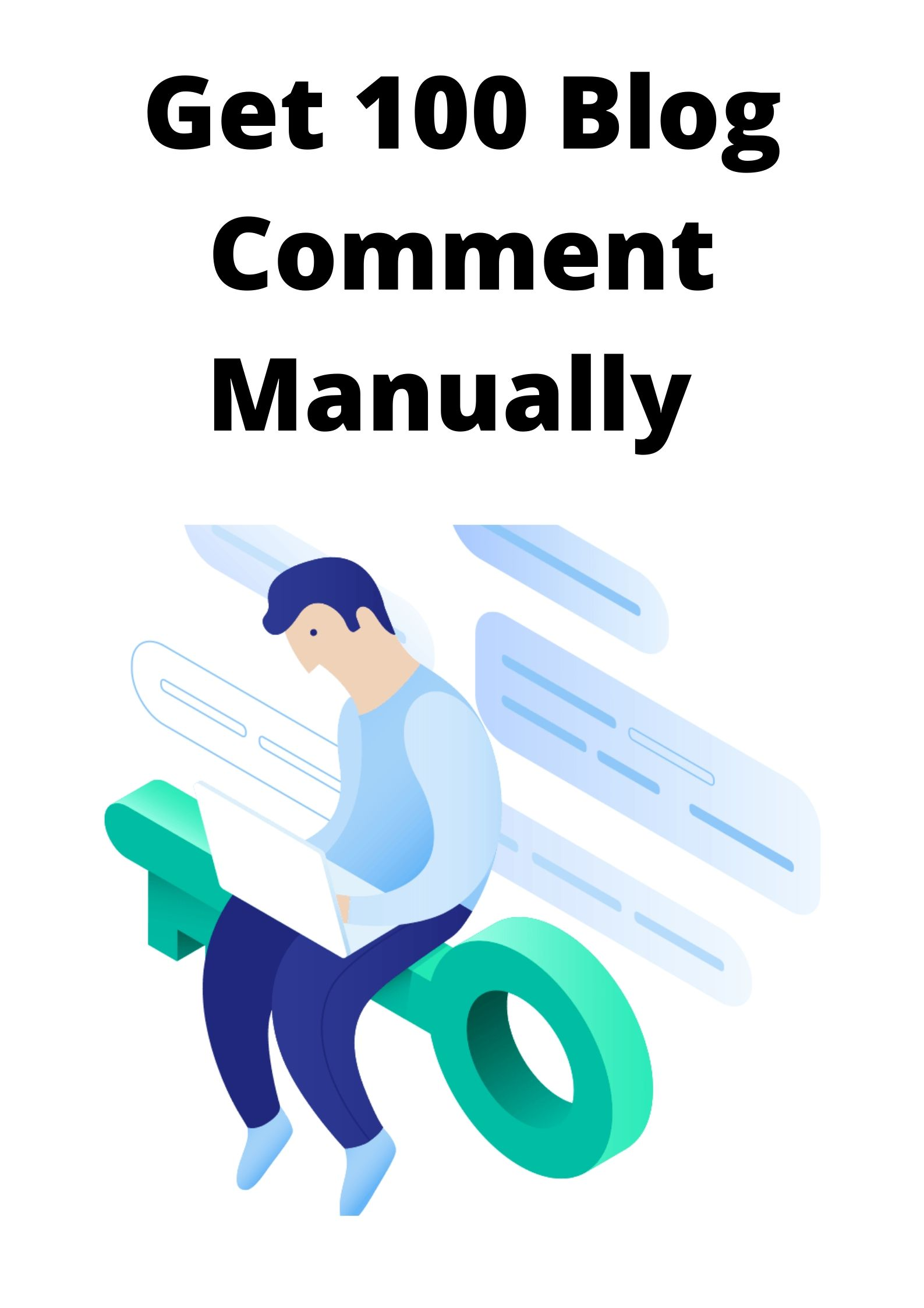 Get 100 high quality blog comment