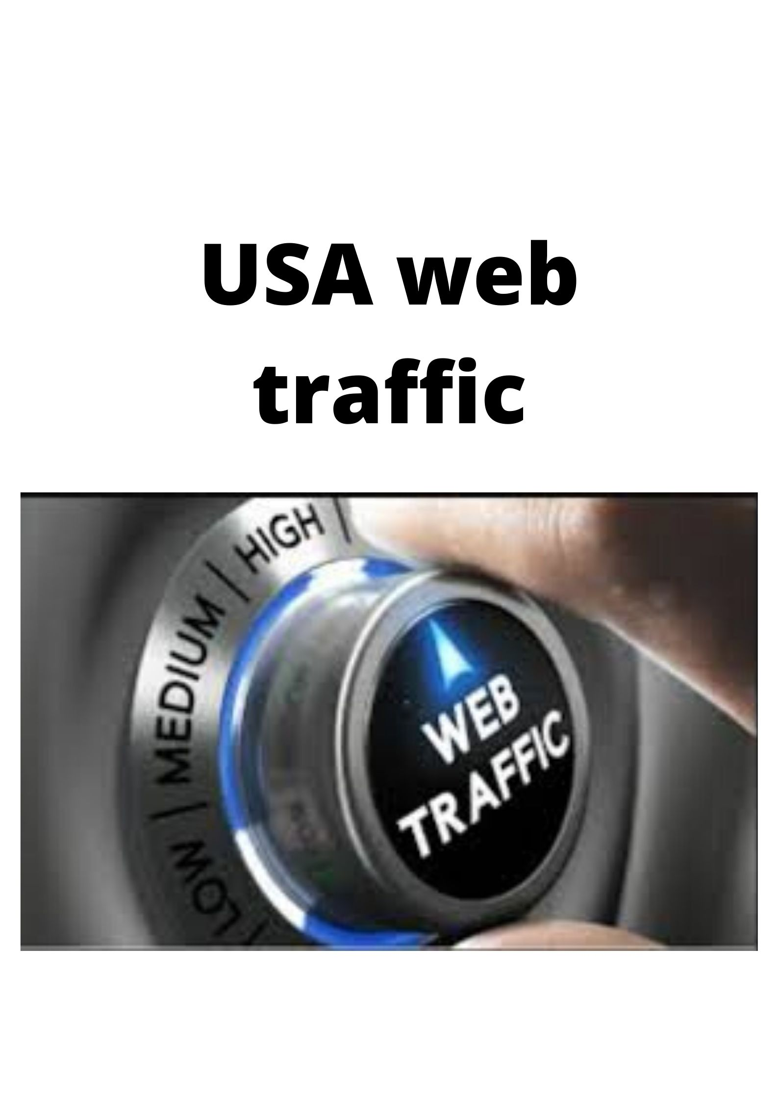 united state of america targeted web traffic