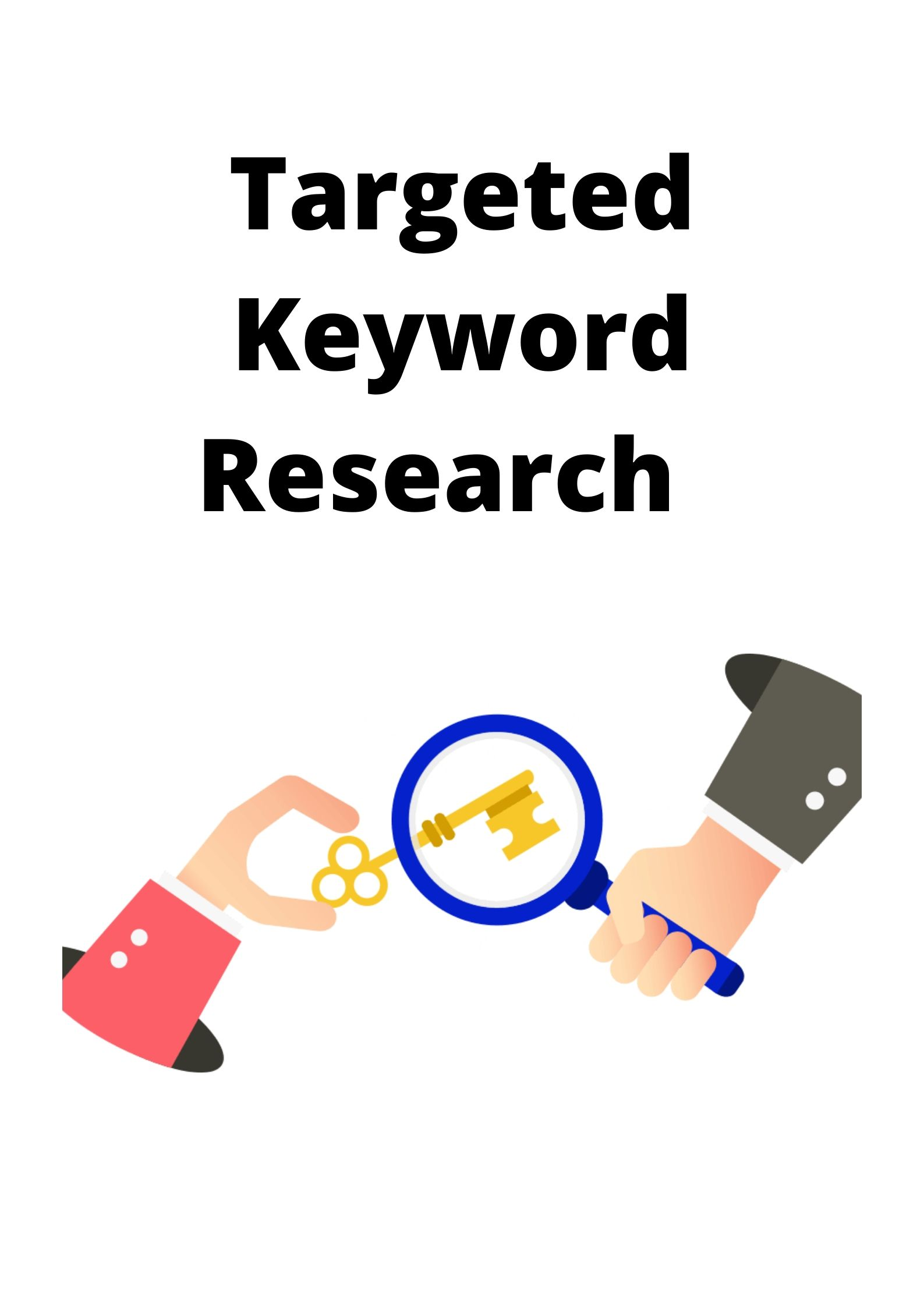 Targeted Keyword Research To Your Niche