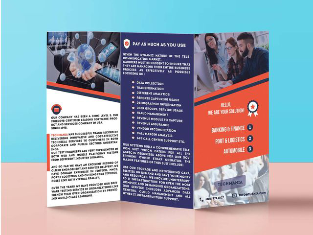 I Will design a professional flyer and Brochure or poster Design for your Business