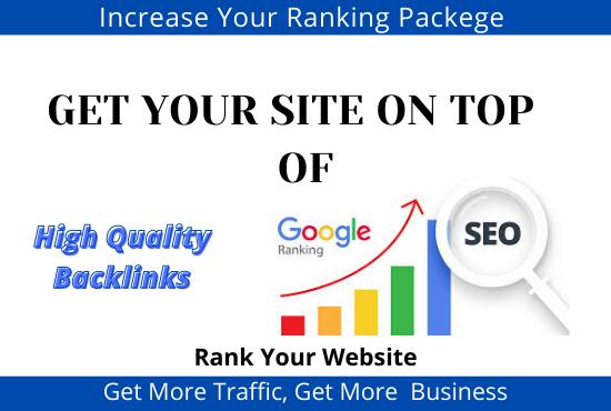 I will create high authority web 2 0 backlinks