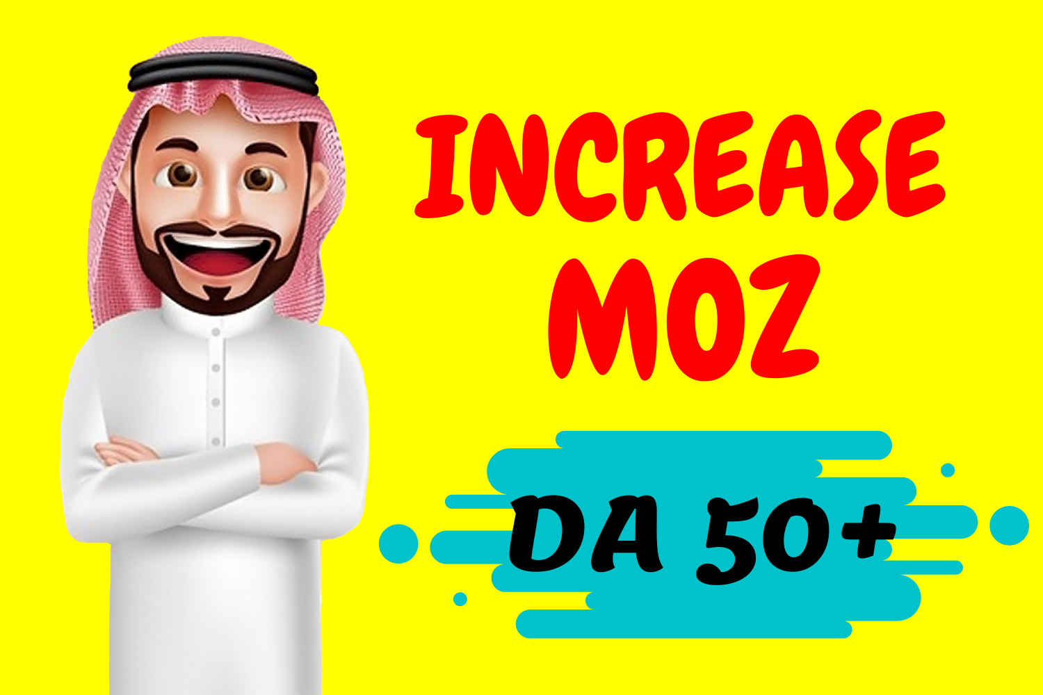 68 Discount Only For Today - I Will Increase Moz Domain Authority DA 50 Plus