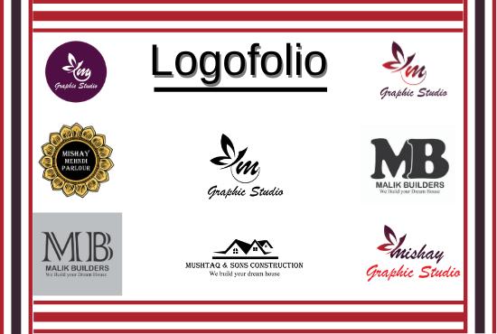 I will design simple,  unique and professional logo