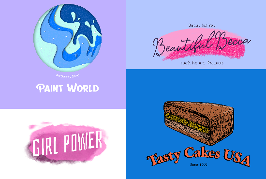 I will make you a professional logo design