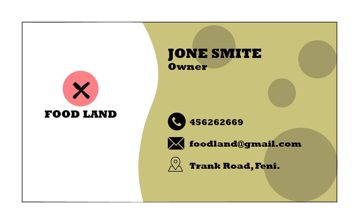 I Will do cheap professional business cards and stationary Design