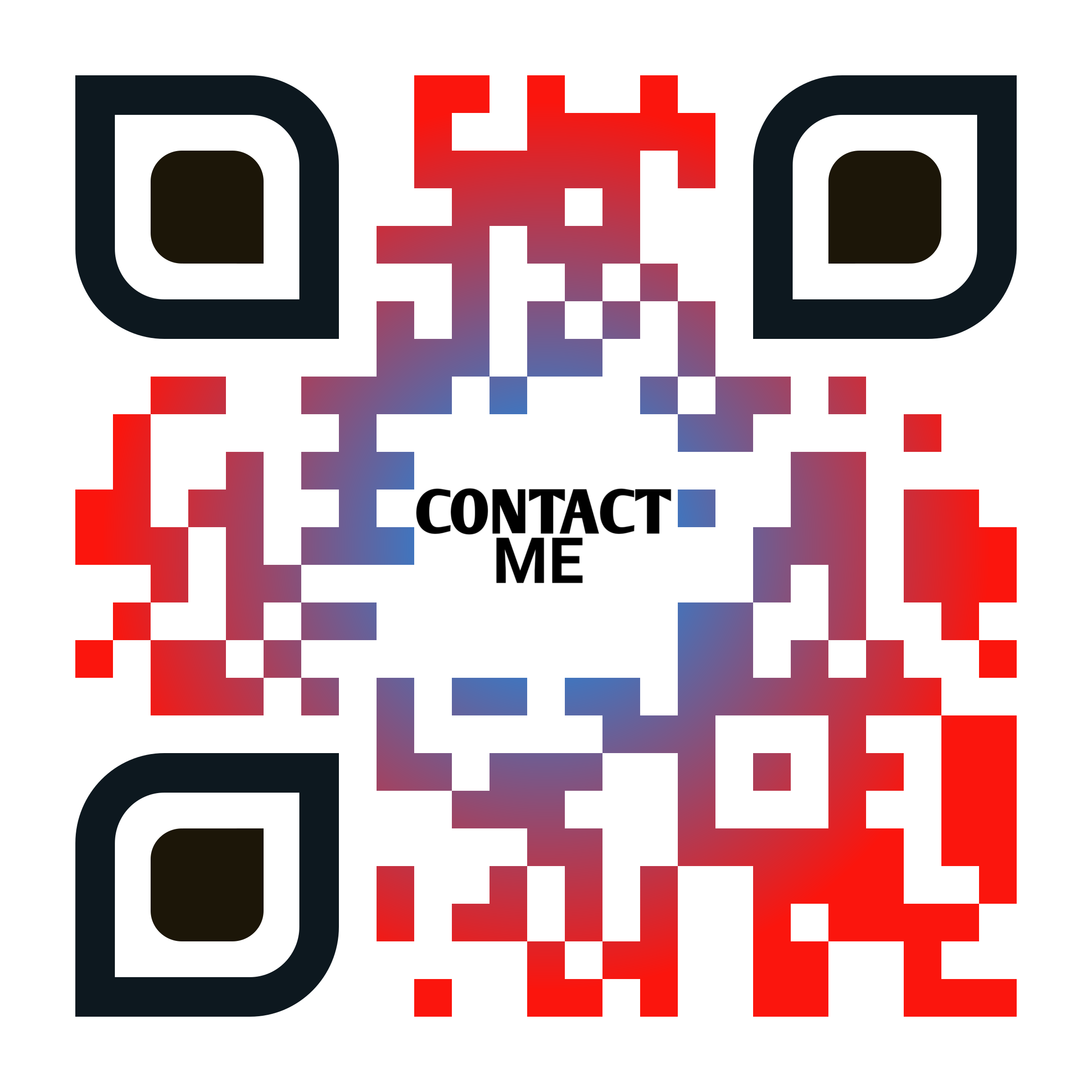 I will create a world class professional QR Code with logo