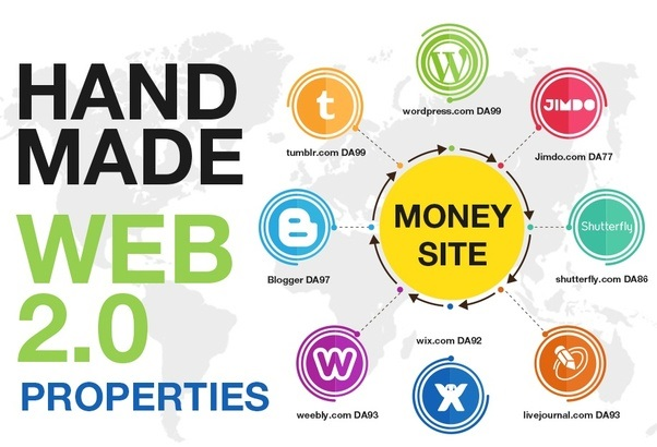 GET 250+ Parmanent PBN Backlink homepage web 2.0 with HIGH DA/PA/CF/TF