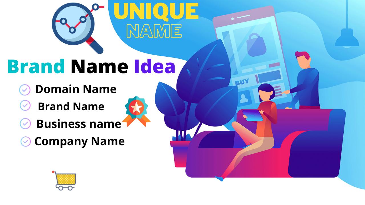 I will provide 20 unique business name idea