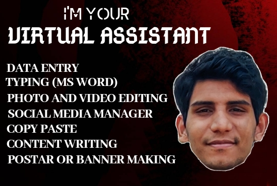 i will be your best virtual assistant in seo clerk