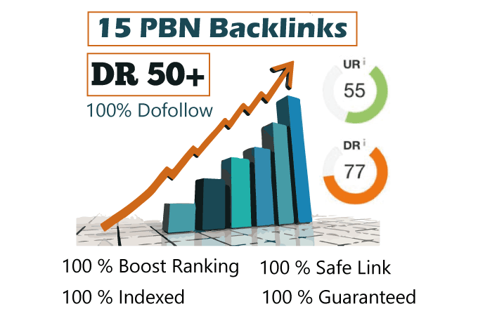 I will create 15 permanent homepage dofollow backlinks for off page seo