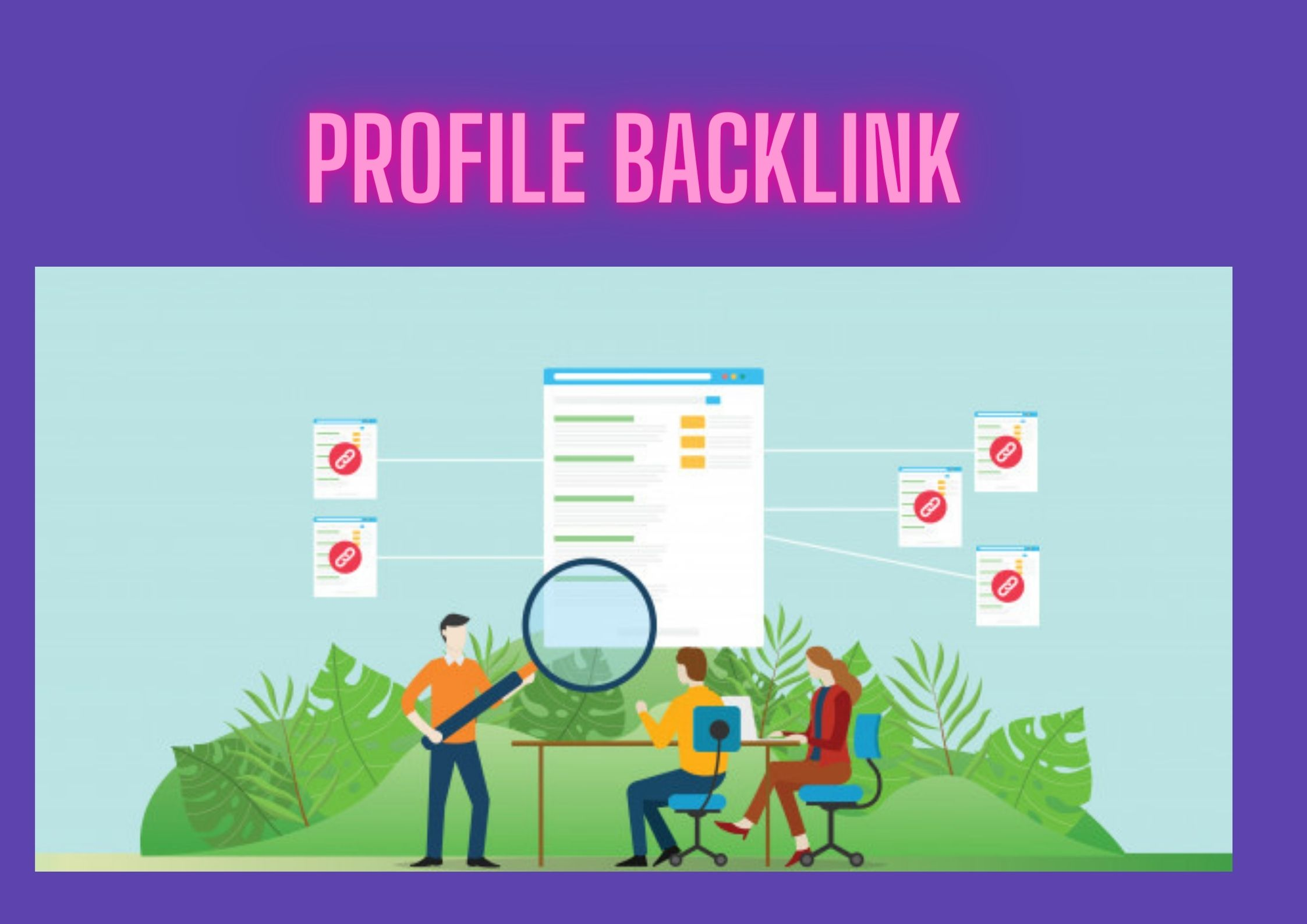 I Will Create 100 High Quality Unique Do follow Backlink Instant