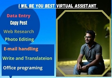 I will be your best digital virtual assistant