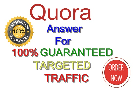 Promote your business with 10 High Quality Quora answer