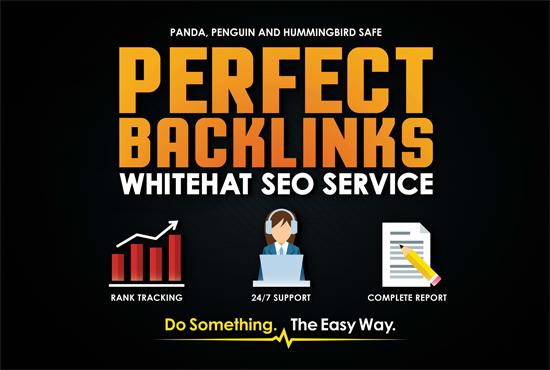 I will help you rank higher on google with safe high da SEO backlinks
