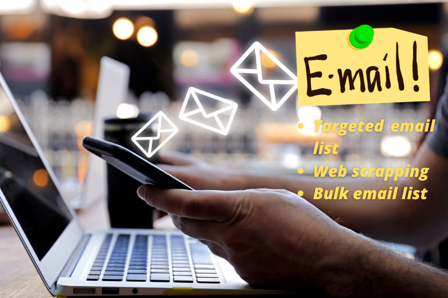 I will provide targeted 200 email list