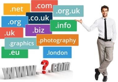 I will find out SEO friendly domain name research for you