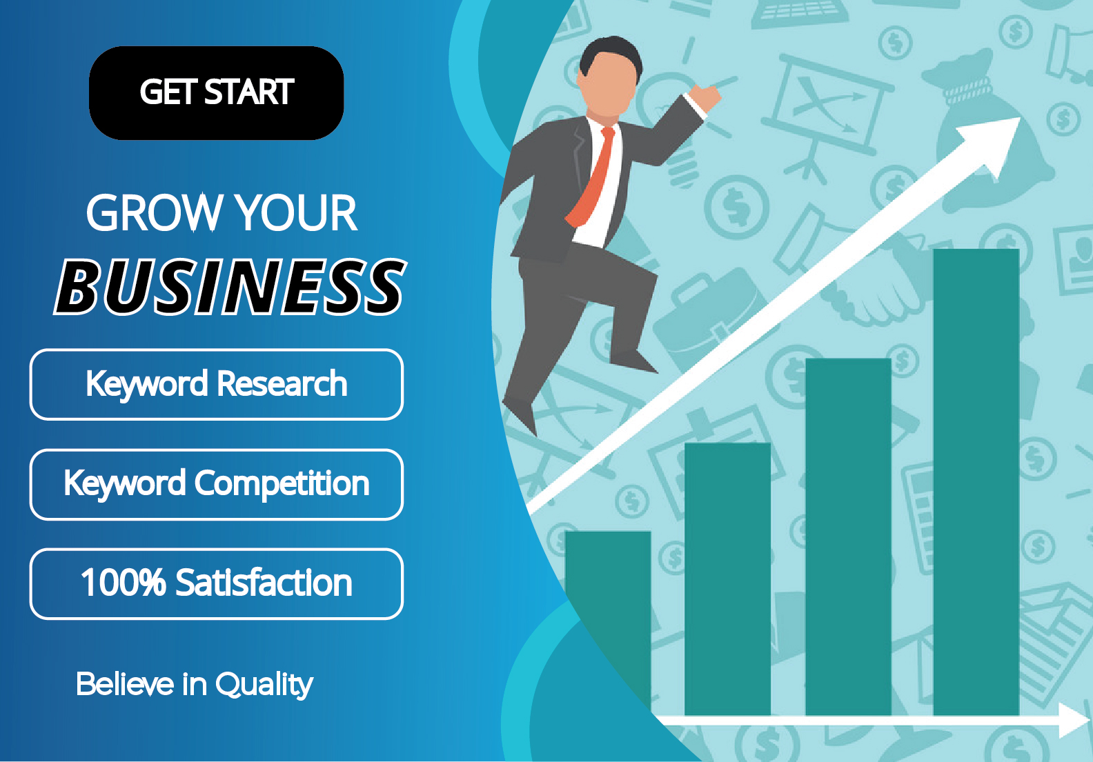 I'll do keyword research and competitor analysis for you