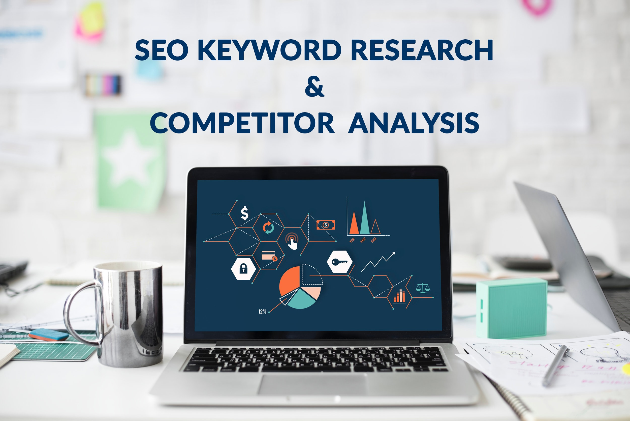Do In depth SEO Keyword analysis and Competitors Analysis in 24 hour