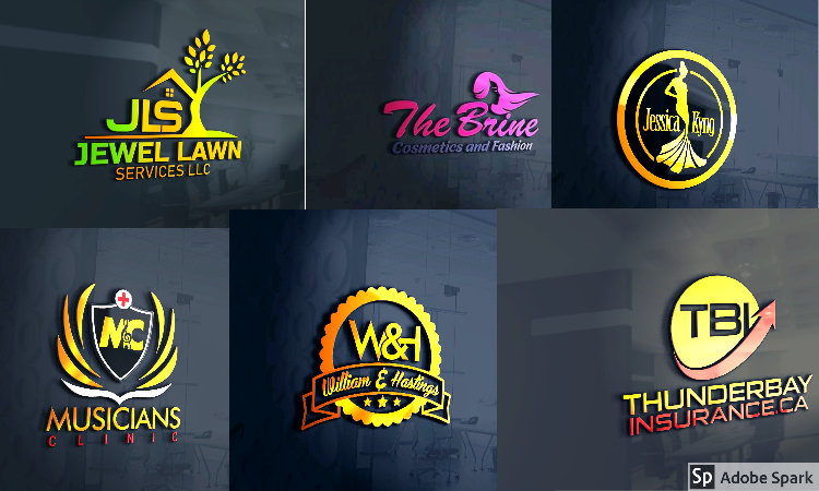 I will Create a Luxury and Modern Logo design Branding for your Business