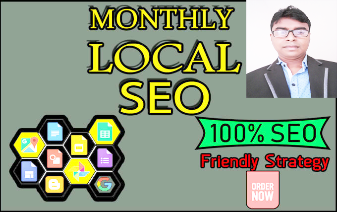 I will do Monthly Off page SEO with Backlinks