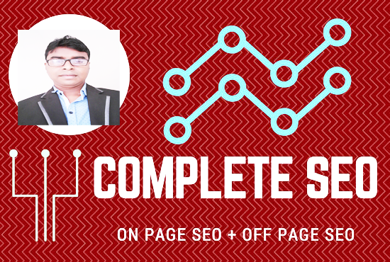 I will do Off-page SEO with Backlinks
