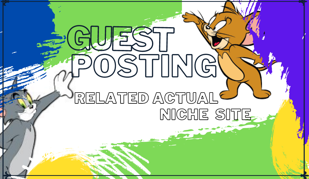 I Will Guest Post in an Actual Niche Site DA & PA 40 to 90