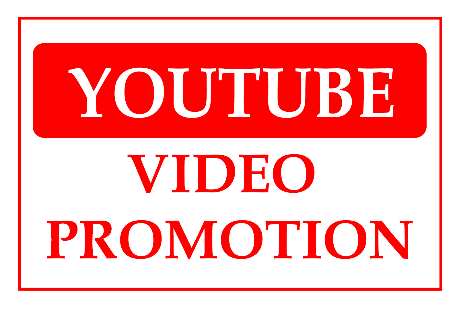 Professional organic top youtube video promotion