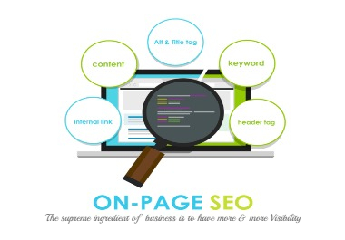 I can Uplift your Web Presence with On Page Optimization