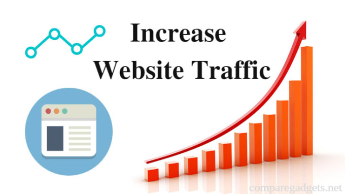 I will do real and unlimited web traffic