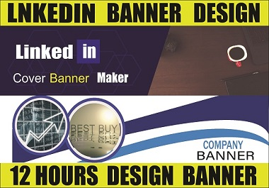 I will design your linkedin banner