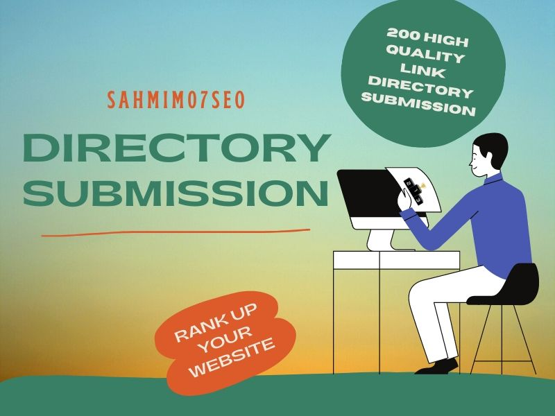 I will create 200 high quality niche directory submission