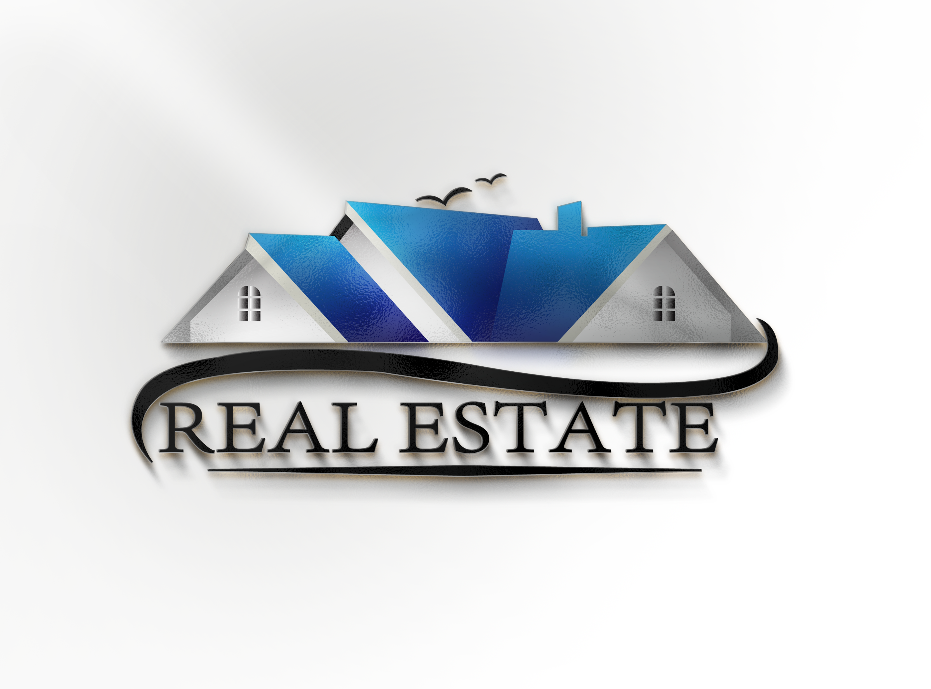 I will design modern Real Estate logo For your Business or Company