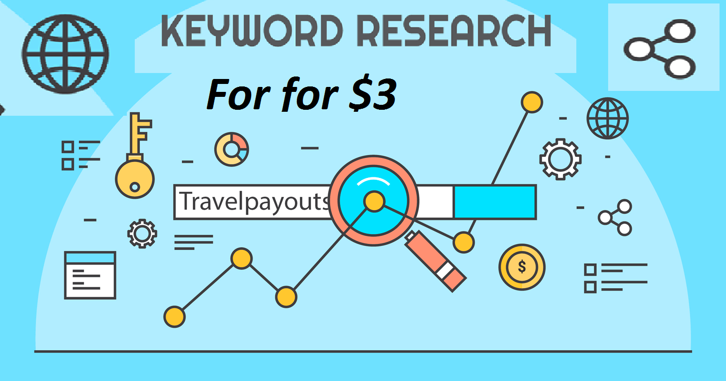 Targeted Keyword Research for niche