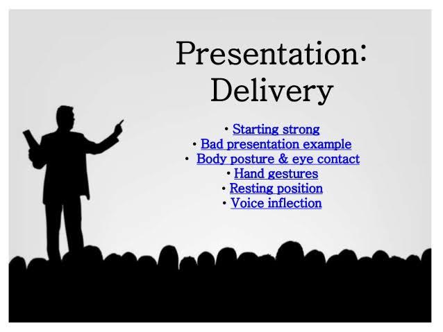 Let's have better Presentation