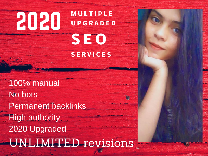 Best multiple Upgraded SEO backlink services to rank your website on Google