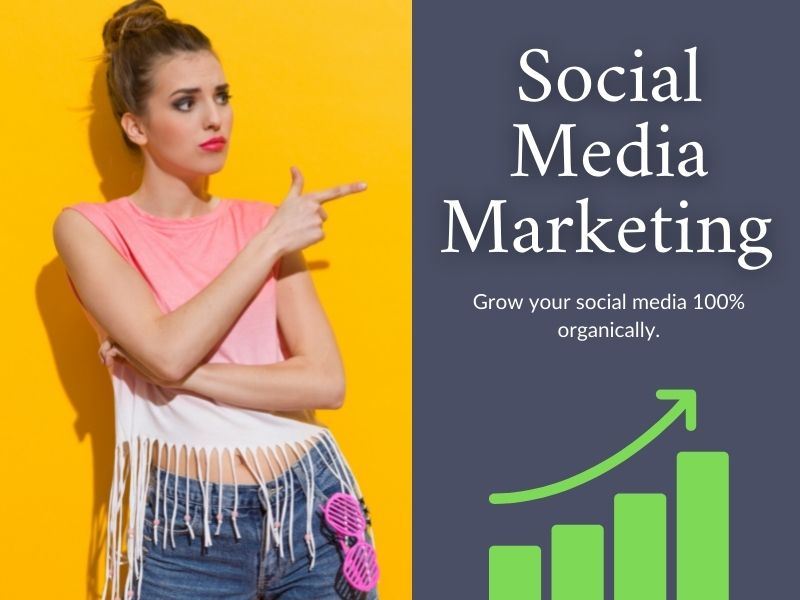 Get social media management and marketing for fast organic growth